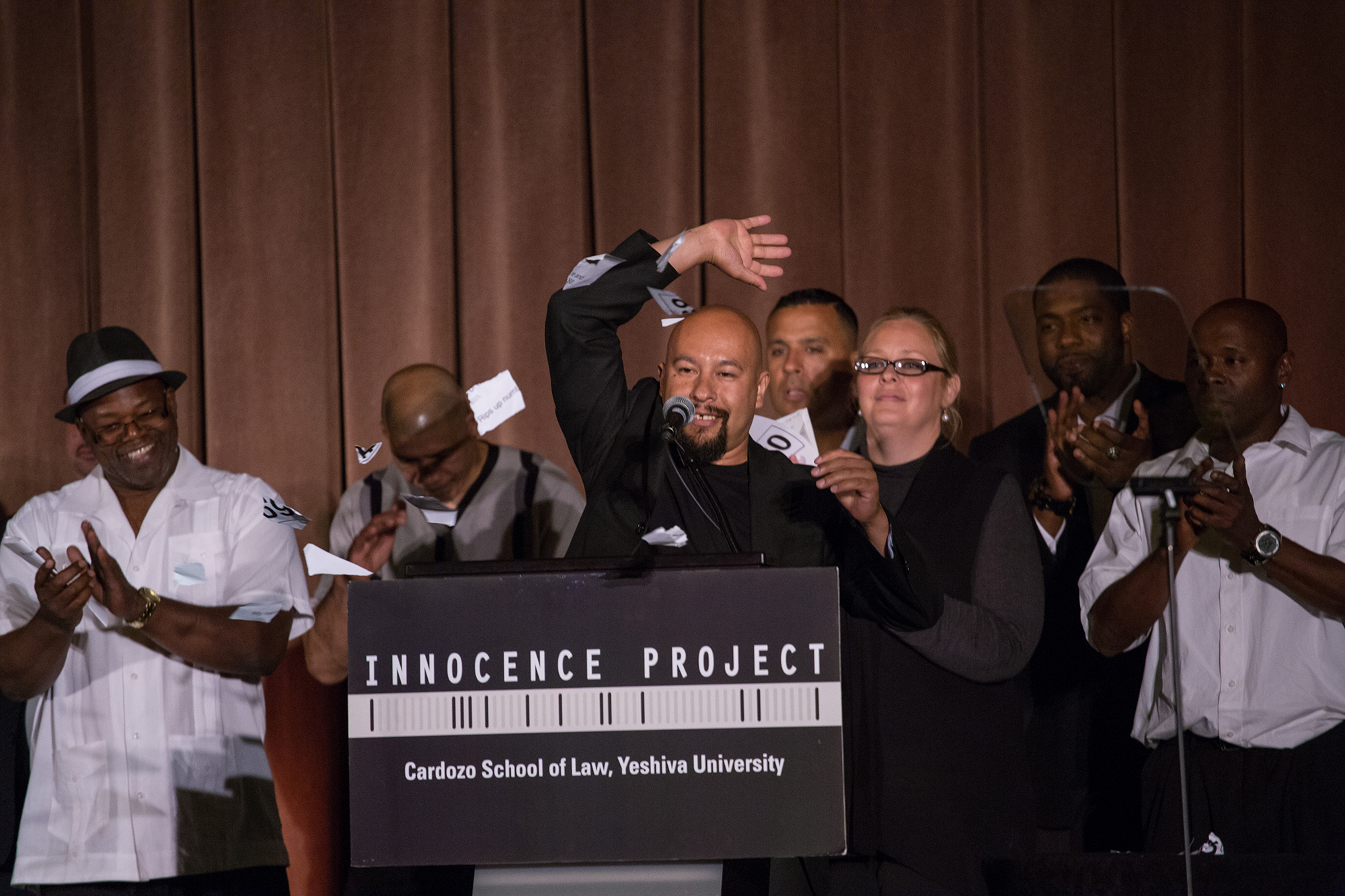 innocence project fundraiser photo